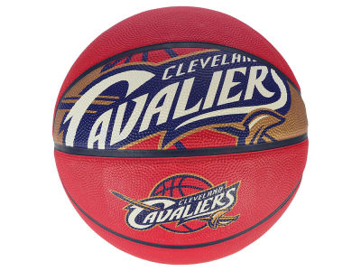 Cleveland Cavaliers Courtside Ball Size 7 Boxed