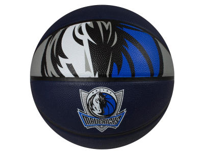 Dallas Mavericks Courtside Ball Size 7 Boxed