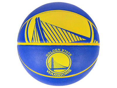 Golden State Warriors Courtside Ball Size 7 Boxed
