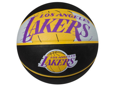 Los Angeles Lakers Courtside Ball Size 7 Boxed