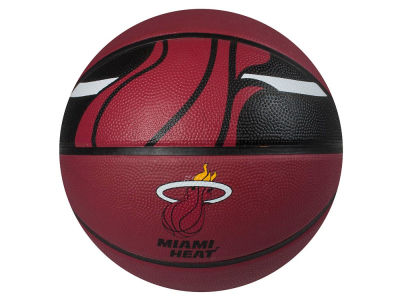 Miami Heat Courtside Ball Size 7 Boxed