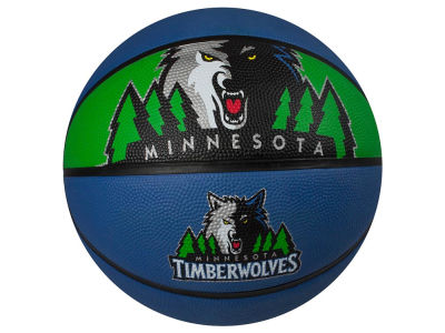 Minnesota Timberwolves Courtside Ball Size 7 Boxed