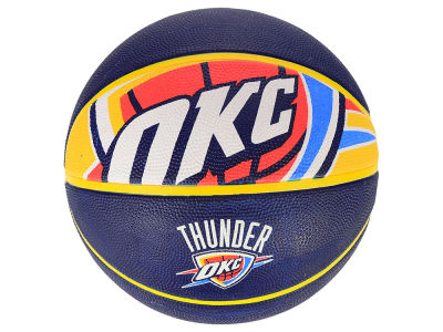 Oklahoma City Thunder Courtside Ball Size 7 Boxed
