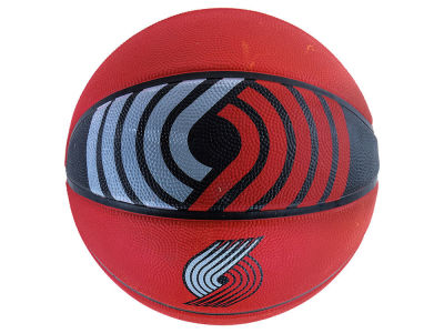 Portland Trail Blazers Courtside Ball Size 7 Boxed