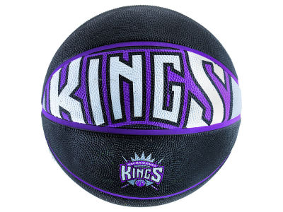 Sacramento Kings Courtside Ball Size 7 Boxed