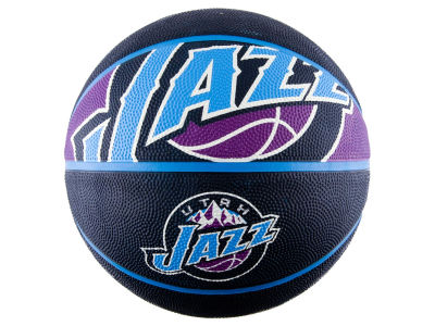 Utah Jazz Courtside Ball Size 7 Boxed