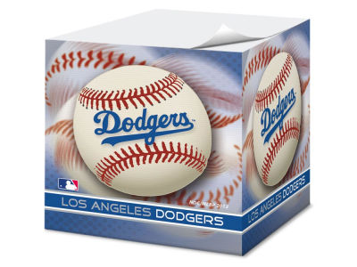 Los Angeles Dodgers Sticky Note Cube