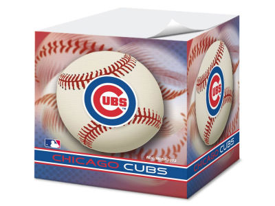 Chicago Cubs Sticky Note Cube