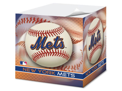 New York Mets Sticky Note Cube
