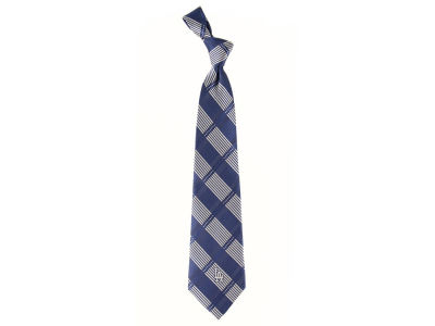 Los Angeles Dodgers Necktie Woven Poly Plaid