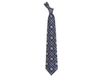 New York Yankees Necktie Woven Poly 2