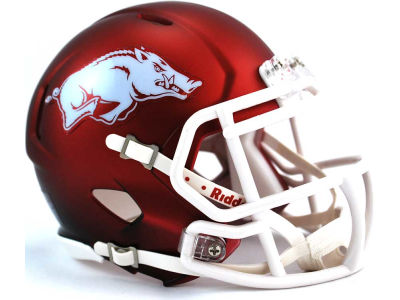 Arkansas Razorbacks Speed Mini Helmet