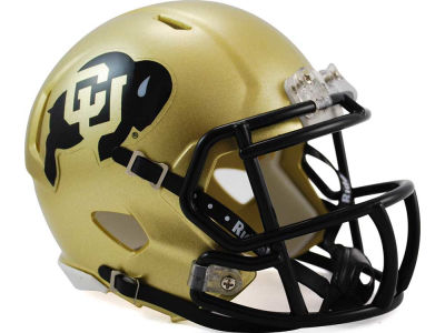 Colorado Buffaloes Speed Mini Helmet