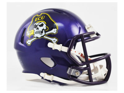 East Carolina Pirates Speed Mini Helmet