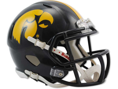 Iowa Hawkeyes Speed Mini Helmet