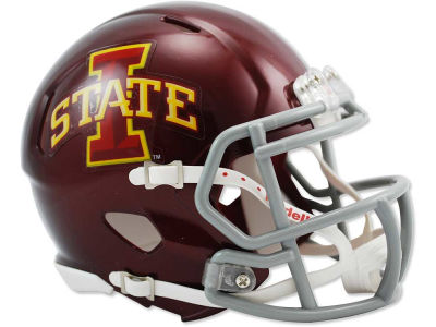 Iowa State Cyclones Speed Mini Helmet