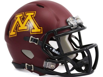 Minnesota Golden Gophers Speed Mini Helmet