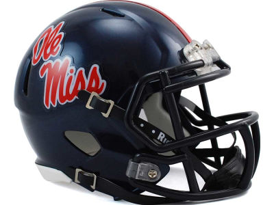 Ole Miss Rebels Speed Mini Helmet