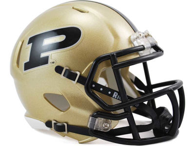 Purdue Boilermakers Speed Mini Helmet