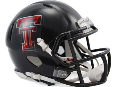 Texas Tech Red Raiders Speed Mini Helmet