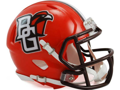 Bowling Green Falcons Speed Mini Helmet
