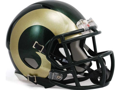 Colorado State Rams Speed Mini Helmet