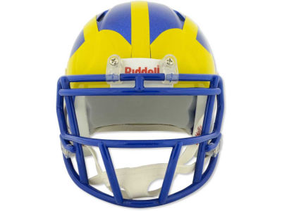 Delaware Blue Hens Speed Mini Helmet