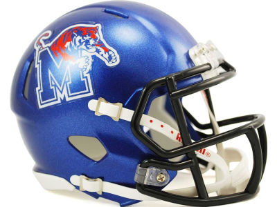 Memphis Tigers Speed Mini Helmet