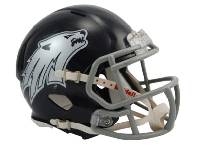 Nevada Wolf Pack Speed Mini Helmet