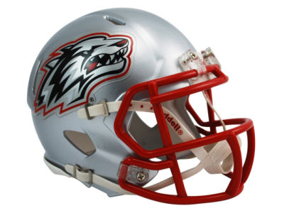 New Mexico Lobos Speed Mini Helmet