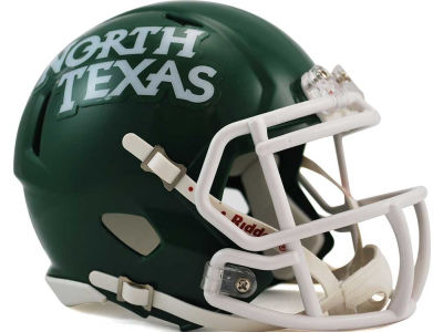 North Texas Mean Green Speed Mini Helmet