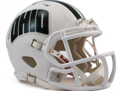 Ohio Bobcats Speed Mini Helmet