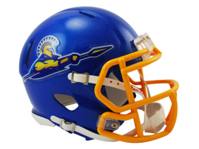 San Jose State Spartans Speed Mini Helmet