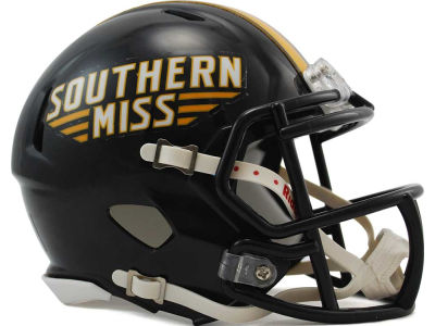 Southern Mississippi Golden Eagles Speed Mini Helmet