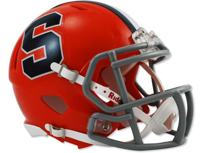 Syracuse Orange Speed Mini Helmet