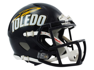 Toledo Rockets Speed Mini Helmet