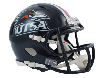 University of Texas San Antonio Roadrunners Speed Mini Helmet