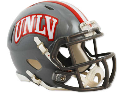 UNLV Runnin Rebels Speed Mini Helmet