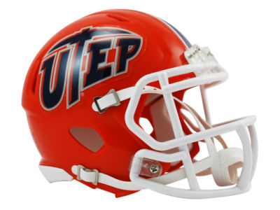 UTEP Miners Speed Mini Helmet