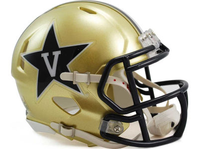 Vanderbilt Commodores Speed Mini Helmet