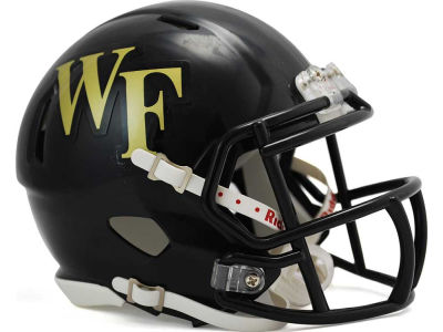 Wake Forest Demon Deacons Speed Mini Helmet