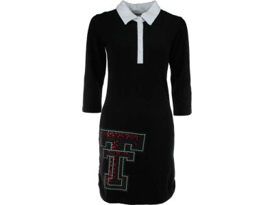 Texas Tech Red Raiders NCAA Womens Prepster Polo Dress
