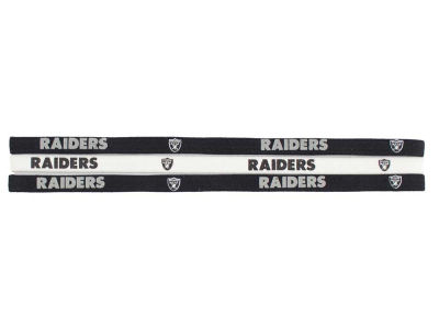 Oakland Raiders Elastic Hair Band