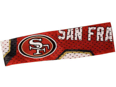 San Francisco 49ers Fan Band Headband