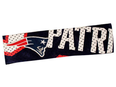 New England Patriots Fan Band Headband