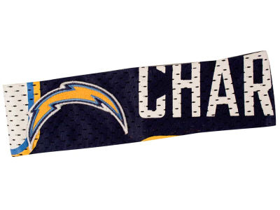 Los Angeles Chargers Fan Band Headband