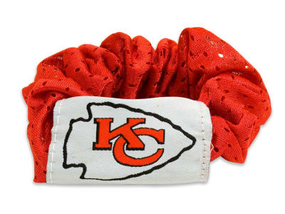 Kansas City Chiefs Hair Twist