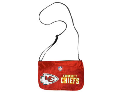 Kansas City Chiefs Jersey Mini Purse