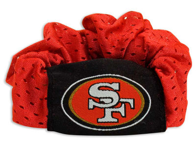 San Francisco 49ers Hair Twist