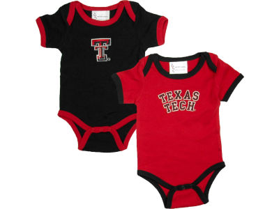 Texas Tech Red Raiders NCAA Infant Creeper Set
